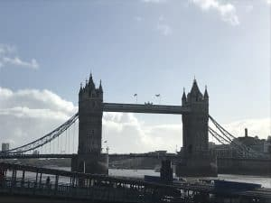 Sightseeing, Tower Bridge