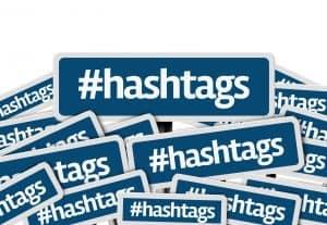 Hashtags er gode fordi