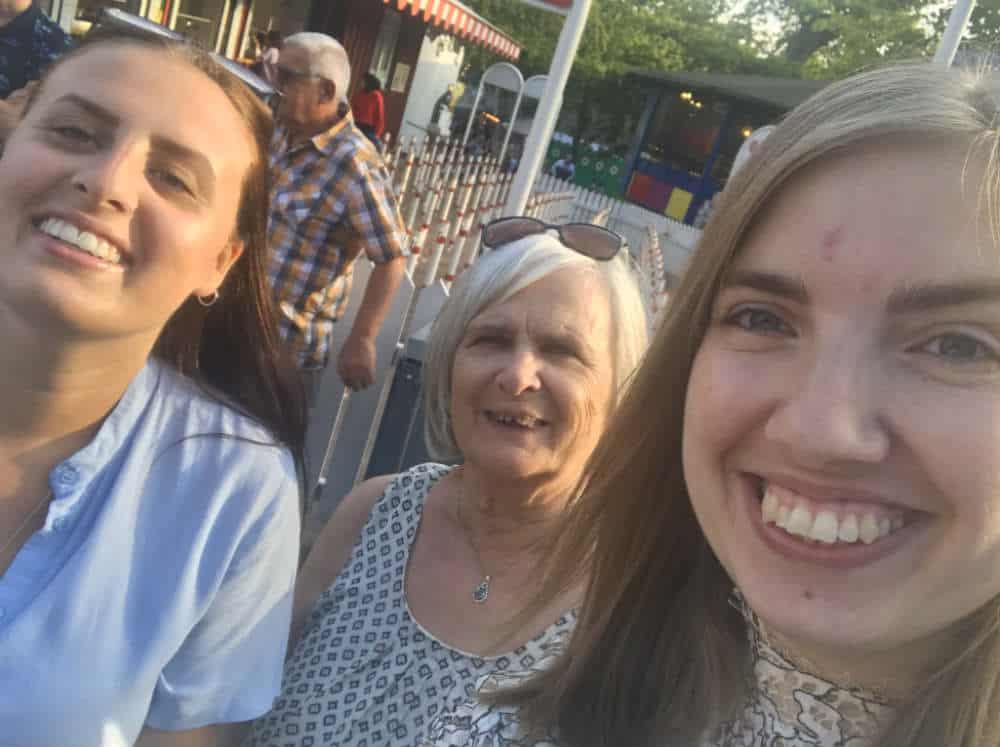 Cirkusrevyen 2019 - mig og min familie