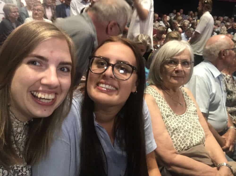 Mig og min familie - Cirkusrevyen 2019